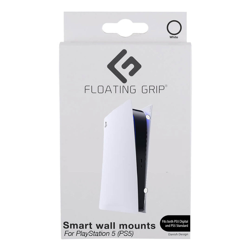 PS5 Smart Wall Mount by FLOATING GRIP®