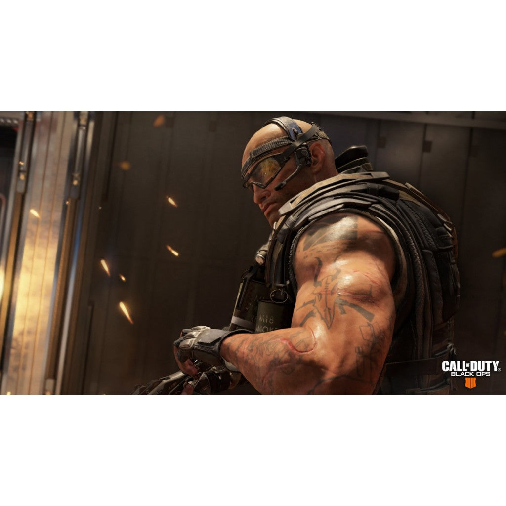 PS4 Call of Duty: Black Ops 4 *R3 [Specialist Edition]