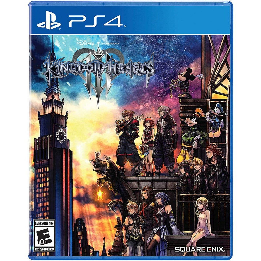 PS4 Kingdom Hearts III *R3