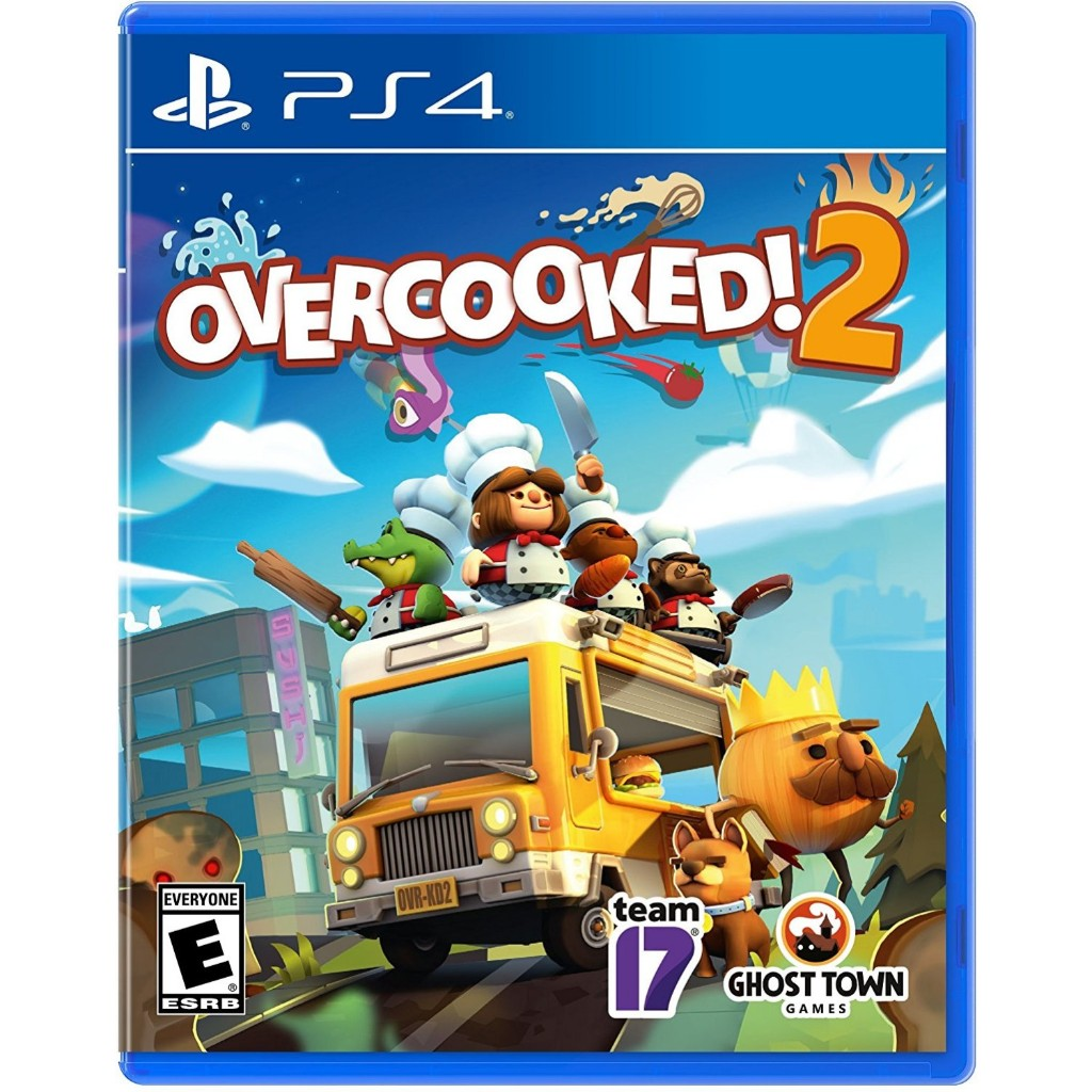 PS4 Overcooked! 2 *R3