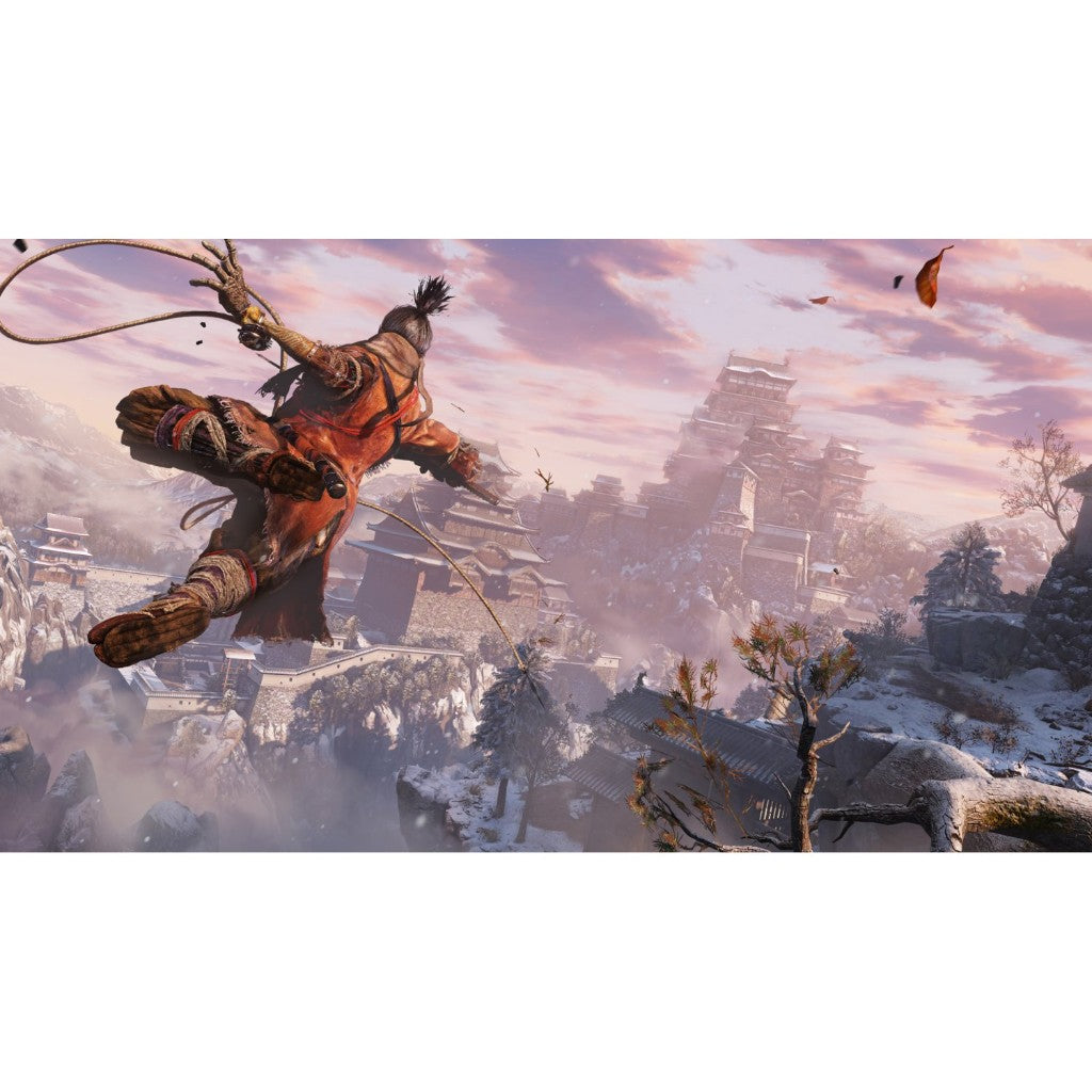 PS4 Sekiro: Shadows Die Twice (M18) *R3