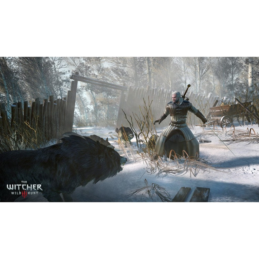 PS4 The Witcher 3: Wild Hunt [GOTY Edition] (M18) *R3