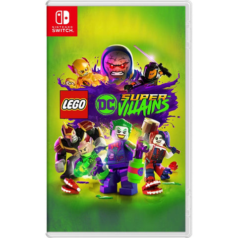 NSW LEGO DC Super Villains *R3