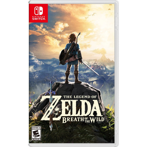 NSW The Legend Of Zelda: Breath Of The Wild *R3