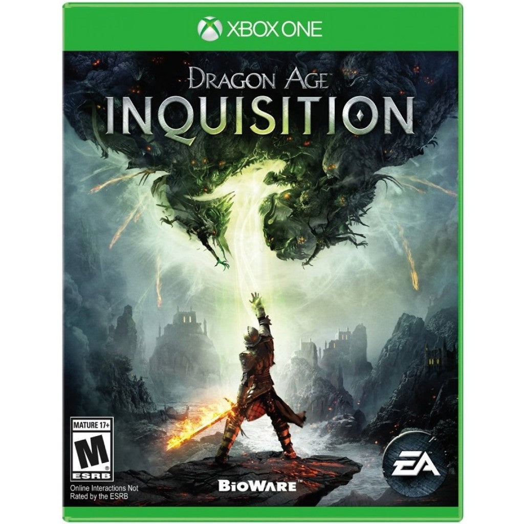 XB1 Dragon Age Inquisition (M18) *R3