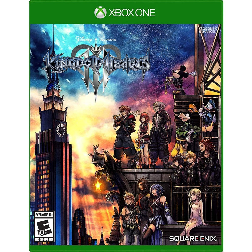 XB1 Kingdom Hearts III *R1