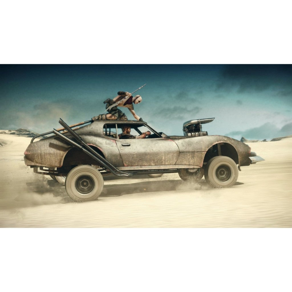 XB1 Mad Max Ripper Edition (M18) *R3