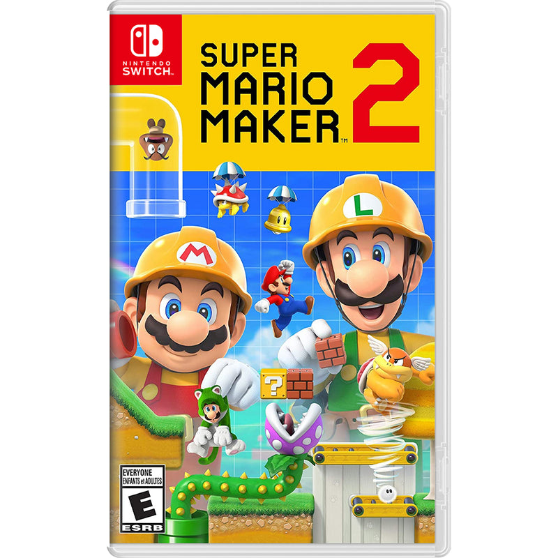 NSW Super Mario Maker 2