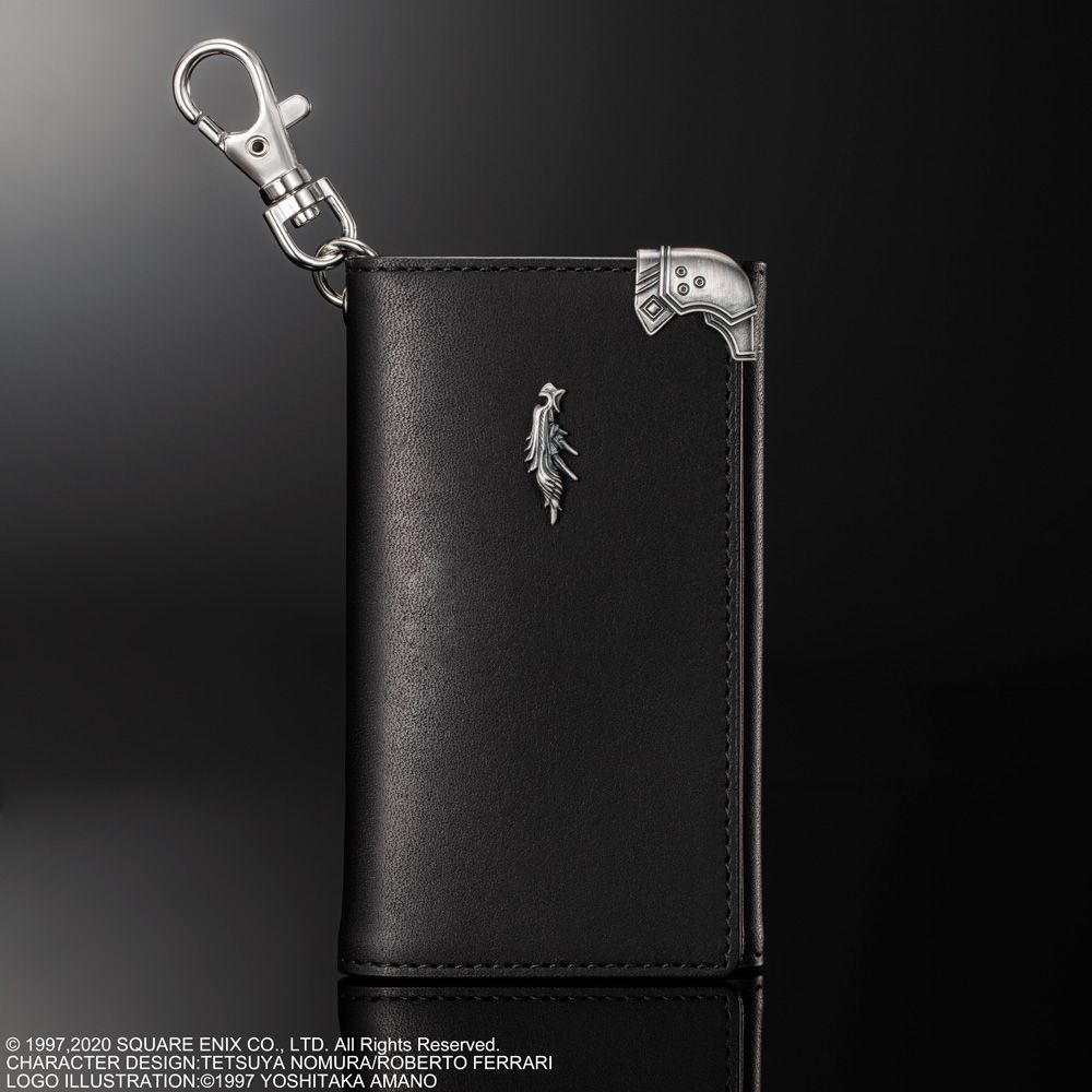 FINAL FANTASY VII REMAKE Key Case Wallet Sephiroth