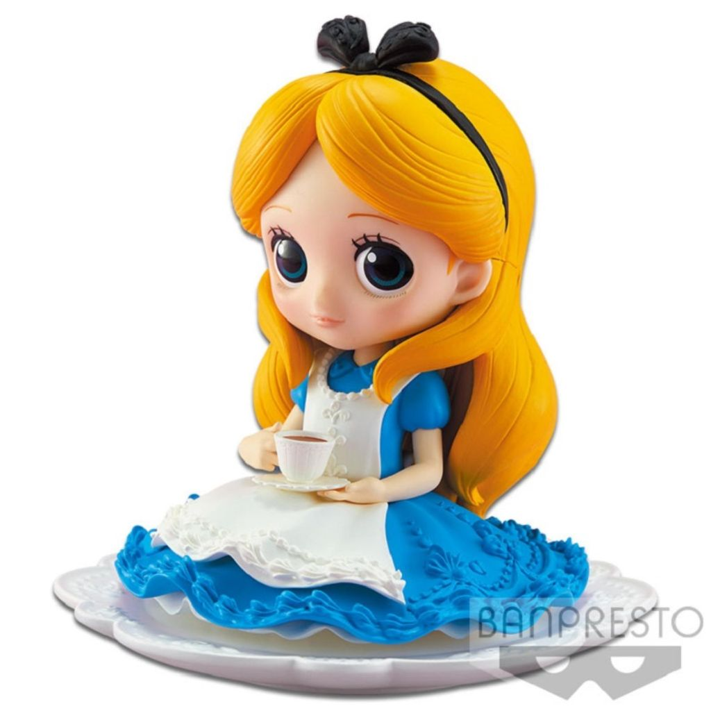 Banpresto Alice Sugirly (Normal) Q Posket Disney Characters
