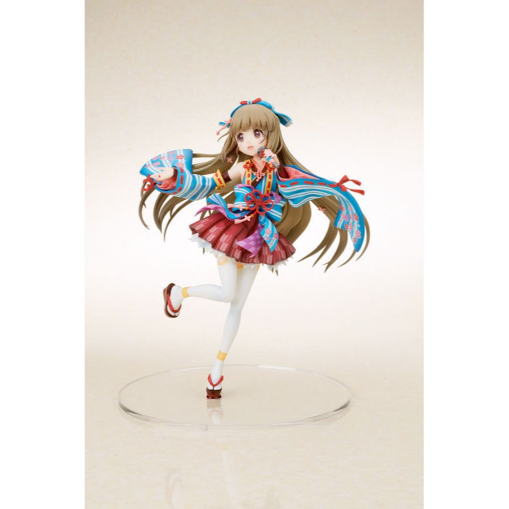 THE IDOLM@STER: Cinderella Girls - Yoshino Yorita Wadatsumi no michibikite Ver.