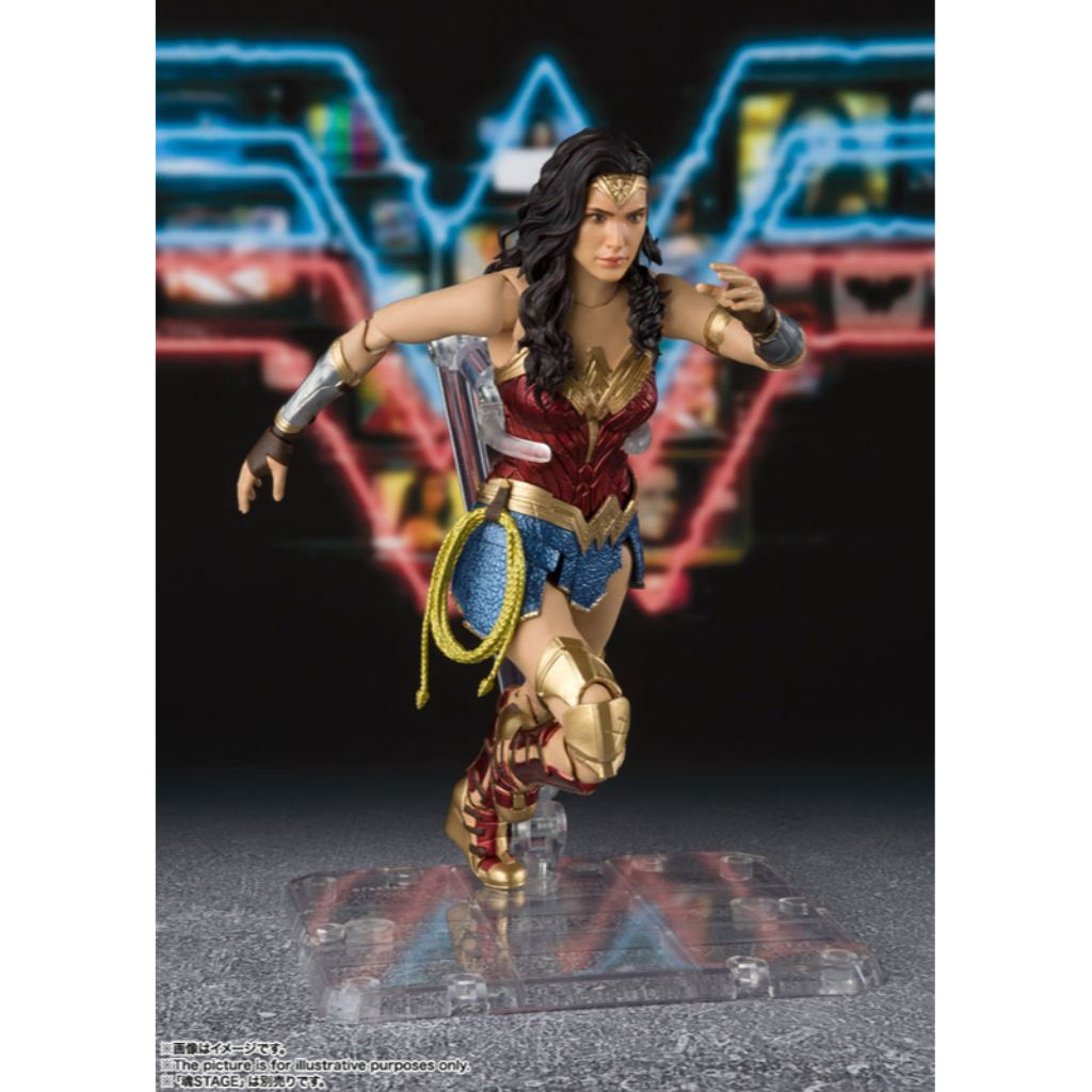 *S.H. Figuarts Wonder Woman - Wonder Woman (WW84) (Subjected to allocation) (Limited to 1pc)
