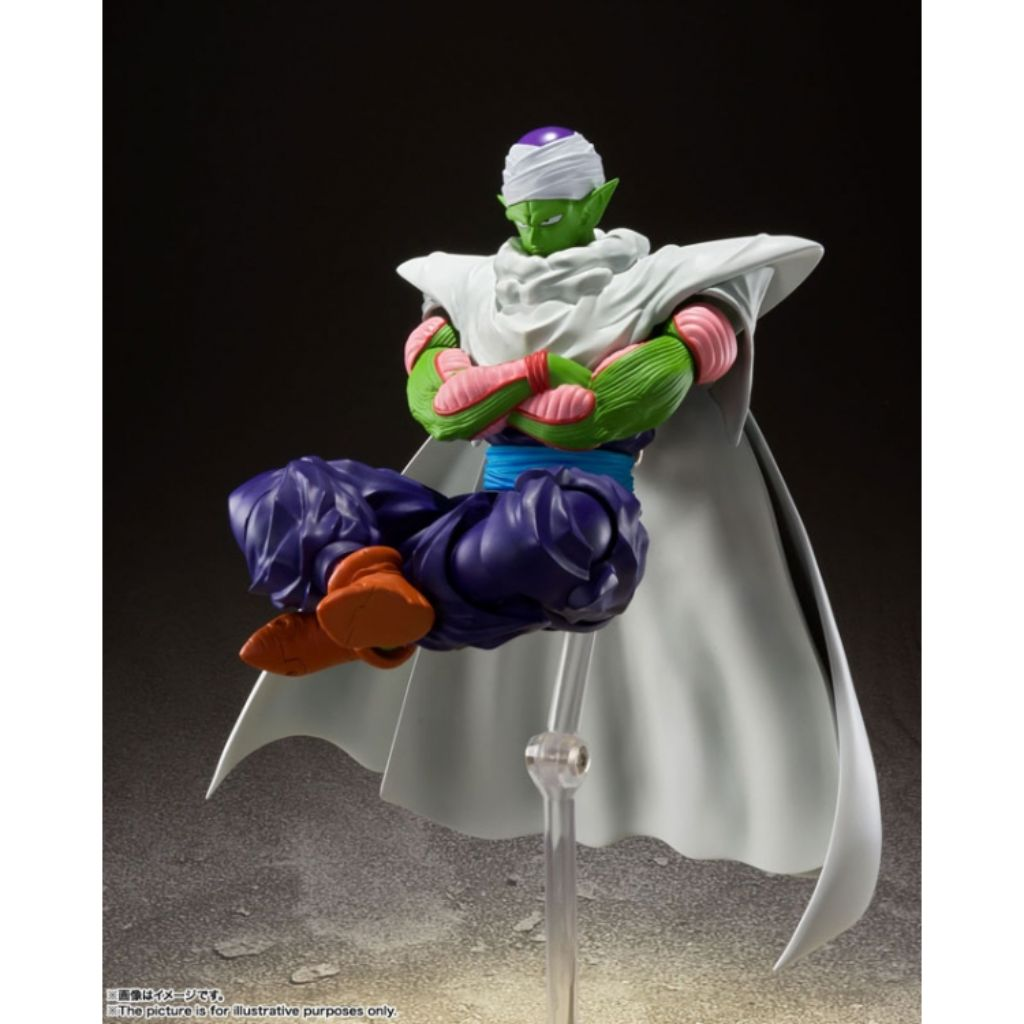 *S.H. Figuarts Dragon Ball Z - Piccolo -Proud Namekian- (Subjected to allocation) (Limited to 1pc)