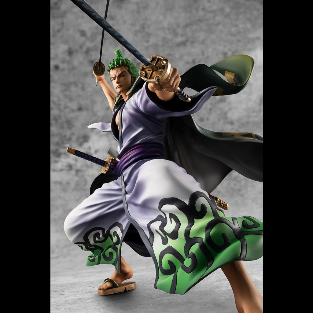 "Portrait.Of.Pirates ONE PIECE ""Warriors Alliance"" - ZOROJURO (2nd pre-order)"