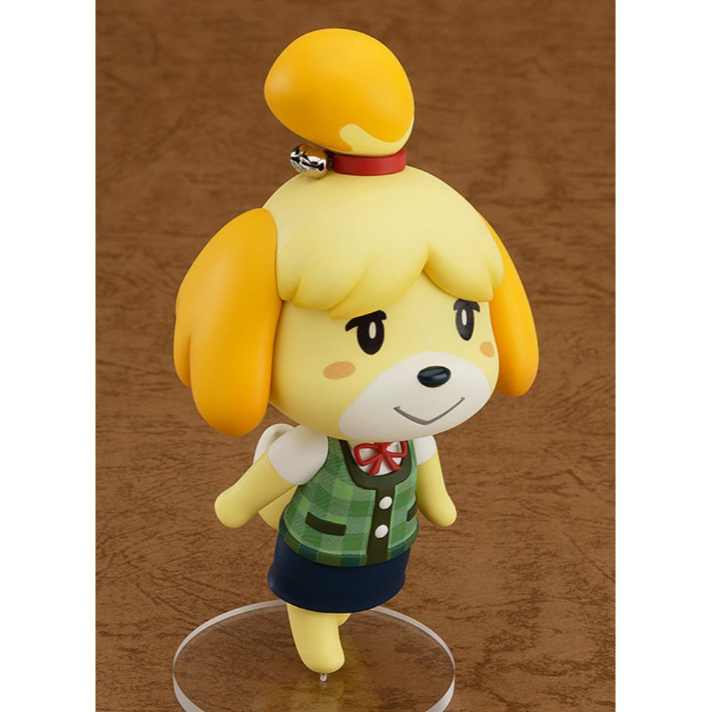 Nendoroid 327 Animal Crossing New Leaf - Shizue (Isabelle) [Reissue]
