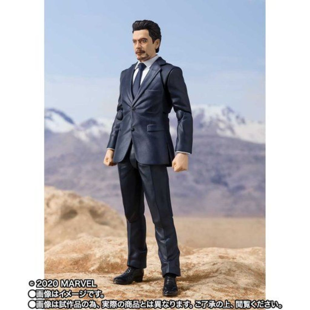 S.H.Figuarts Iron Man - Tony Stark -Birth of Iron Man Edition-