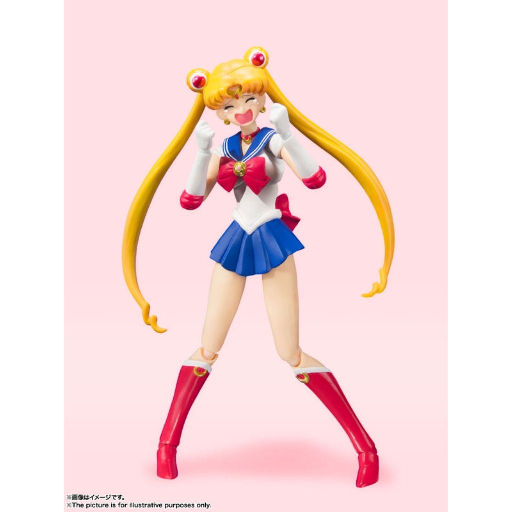 S.H.Figuarts SAILOR MOON - SAILOR MOON -Animation Color Edition-