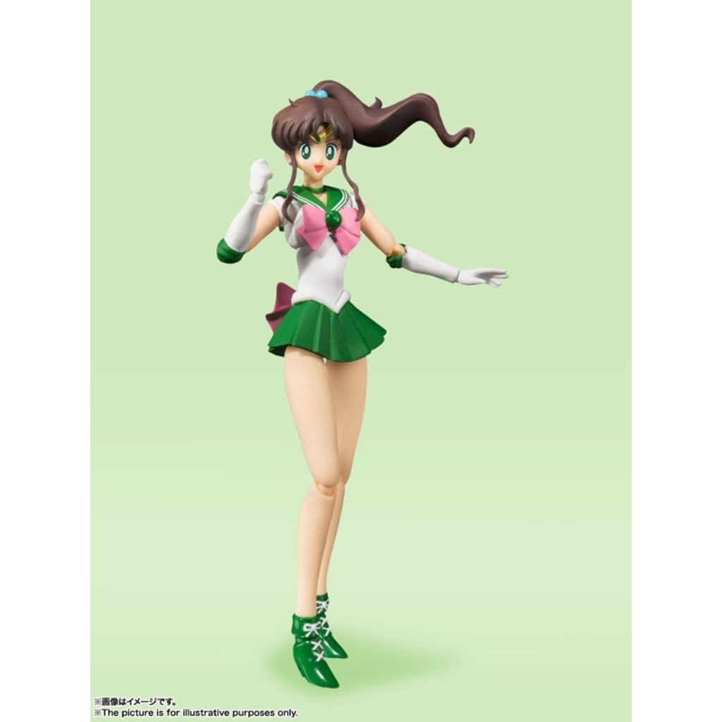 S.H.Figuarts SAILOR MOON - SAILOR JUPITER -Animation Color Edition-