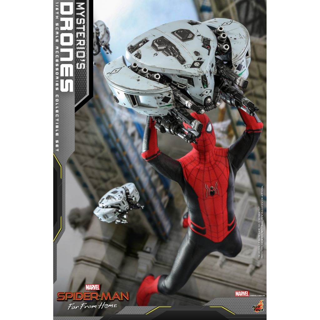 ACS011 - Spider-Man: Far From Home - 1/6 Mysterio's Drones Accessories Collectible Set