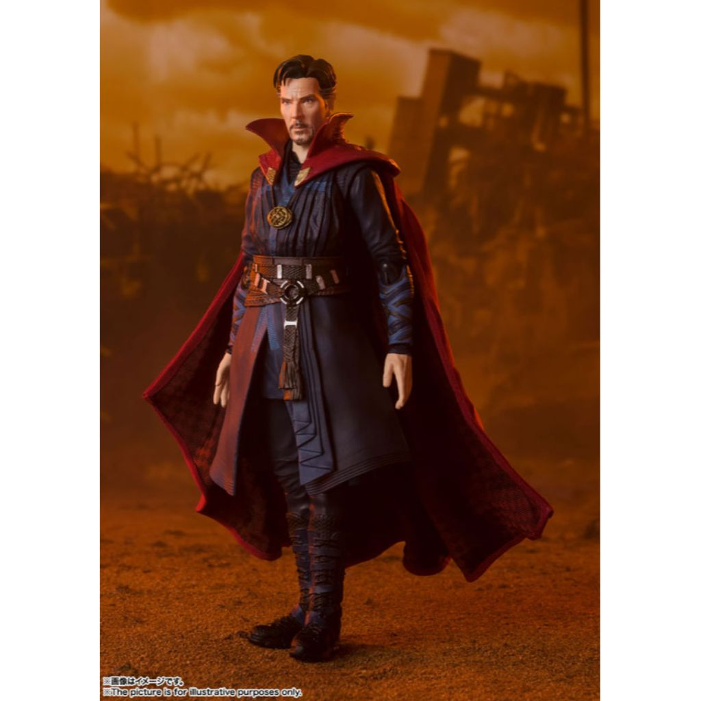 S.H. Figuarts Avengers: Infinity War - Doctor Strange Battle On Titan Edition