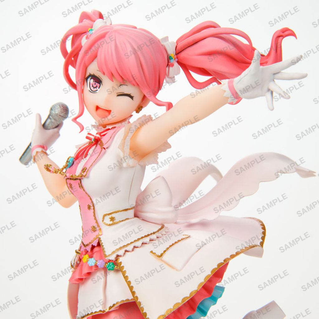 BanG Dream! - VOCAL COLLECTION AYA MARUYAMA FIGURINE FROM PASTEL*PALETTES
