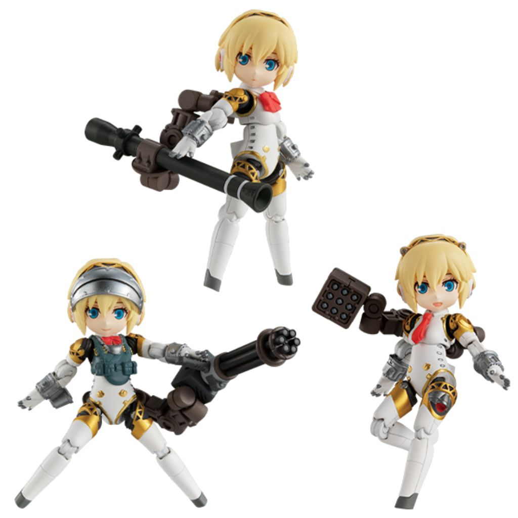Desk Top Army Persona Seriese Collaboration Aegis (box of 3)