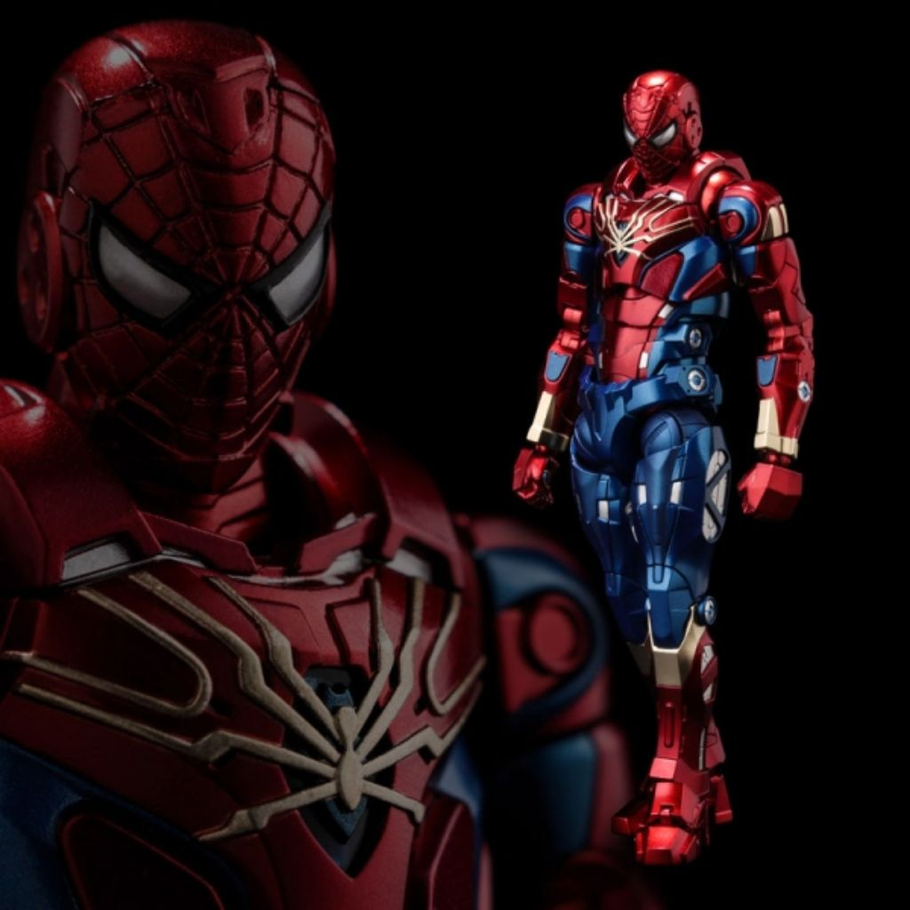 Fighting Armor - Iron Spider (Japan Version)