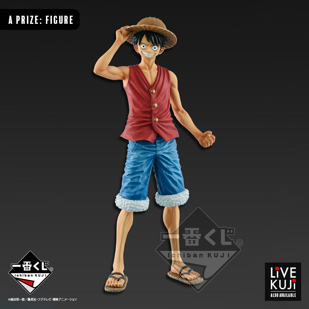 [IN-STOCK] Banpresto KUJI One Piece THE GREATEST! 20th ANNIVERSARY~