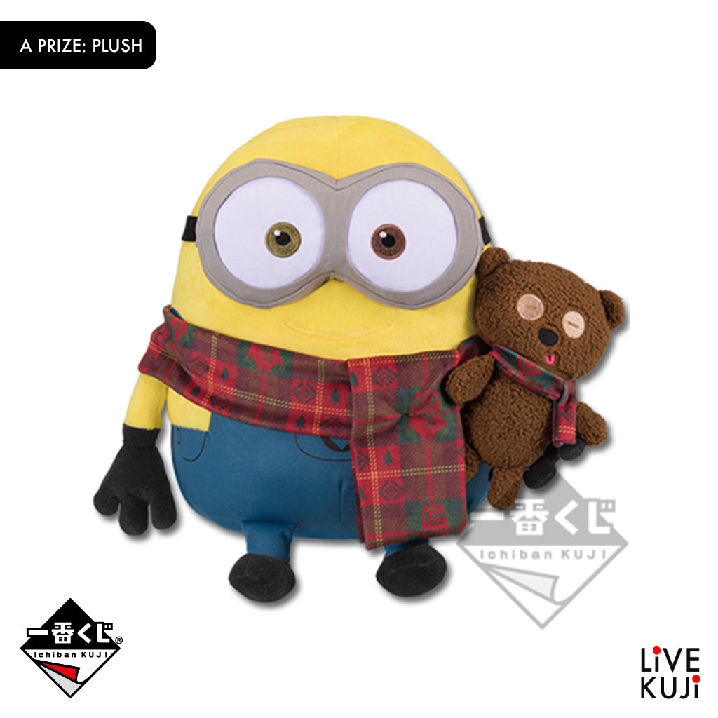 [IN-STOCK] Banpresto KUJI DESPICABLE ME –MINION WINTER-~