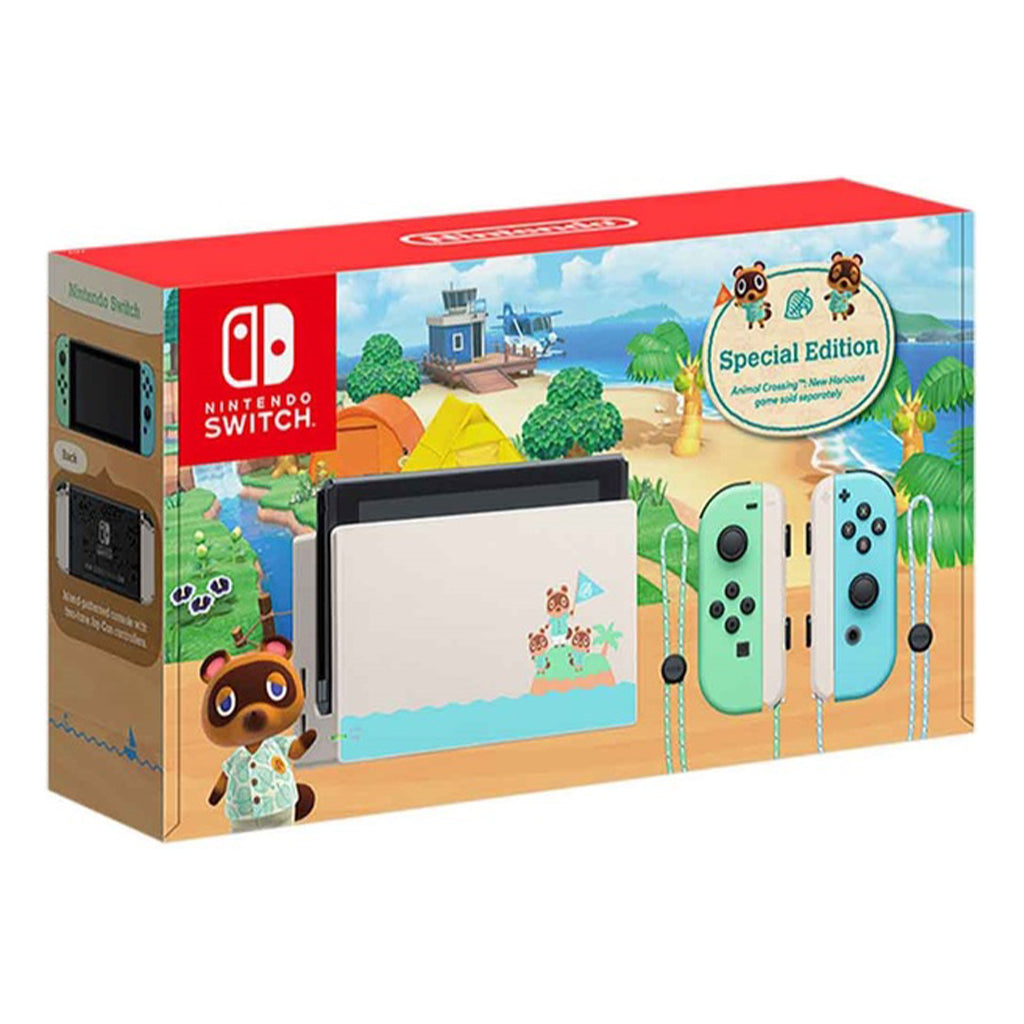 Nintendo Switch Animal Crossing: New Horizons Console