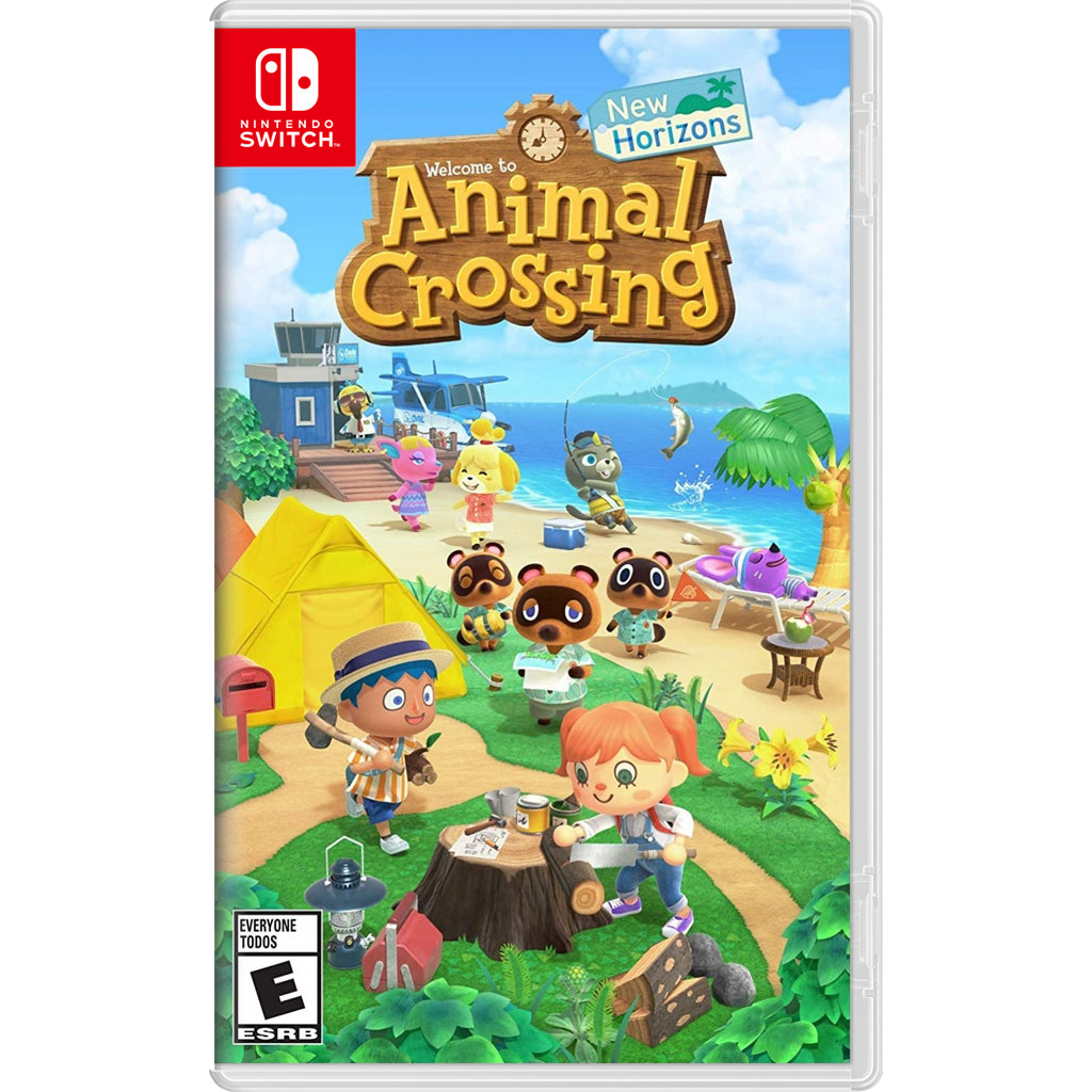nsw animal crossing new horizons  tog  toy or game