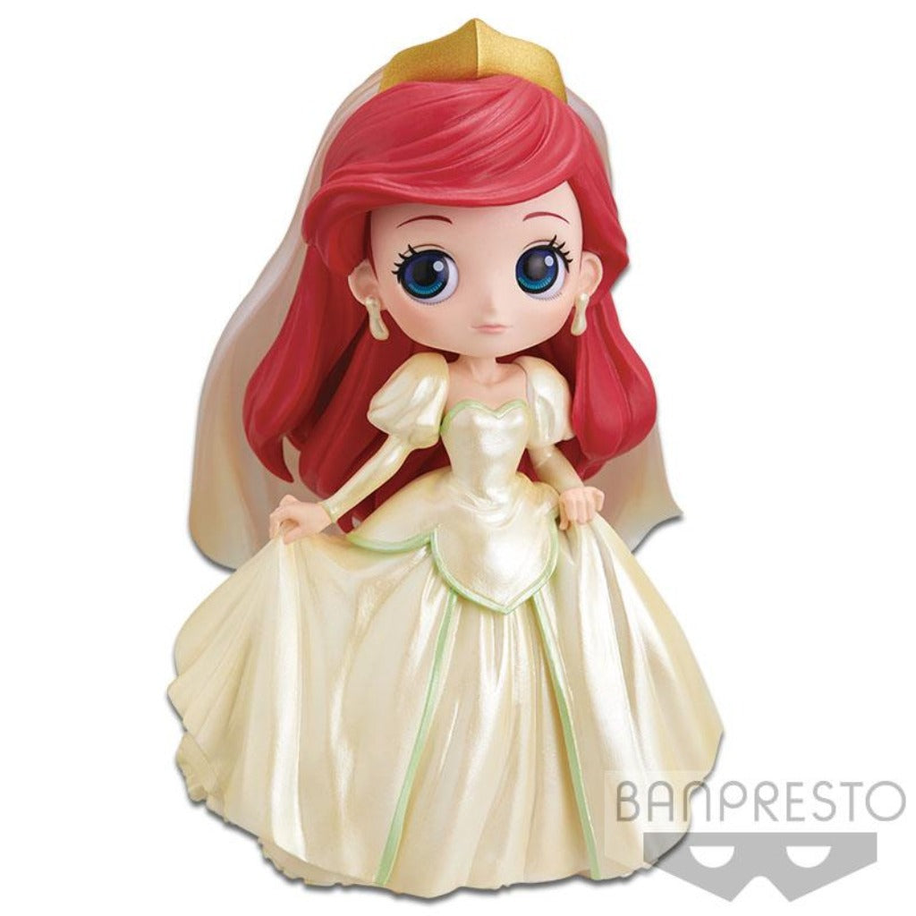 Banpresto Ariel Dreamy Style Special Q Posket Disney Characters
