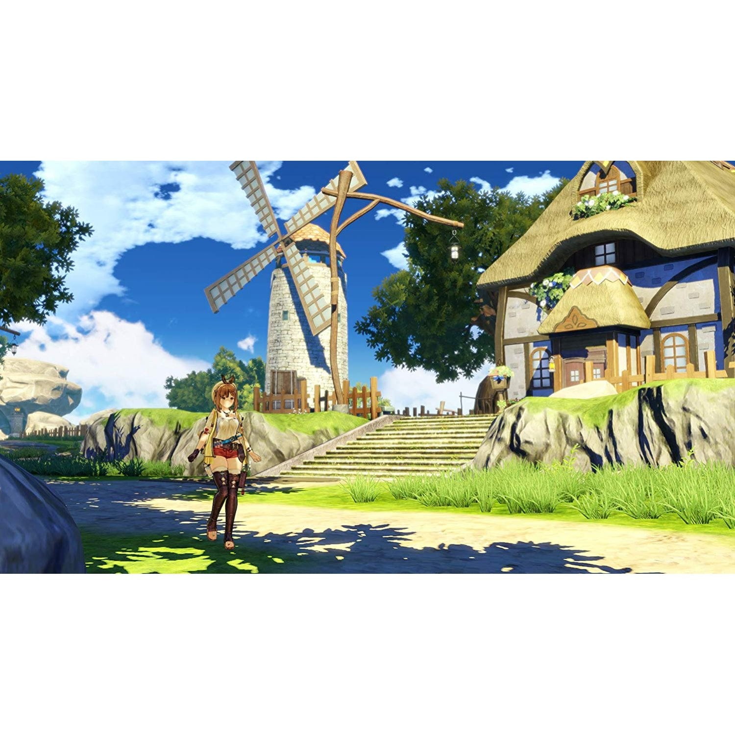 PS4 Atelier Ryza: Ever Darkness & the Secret Hideout