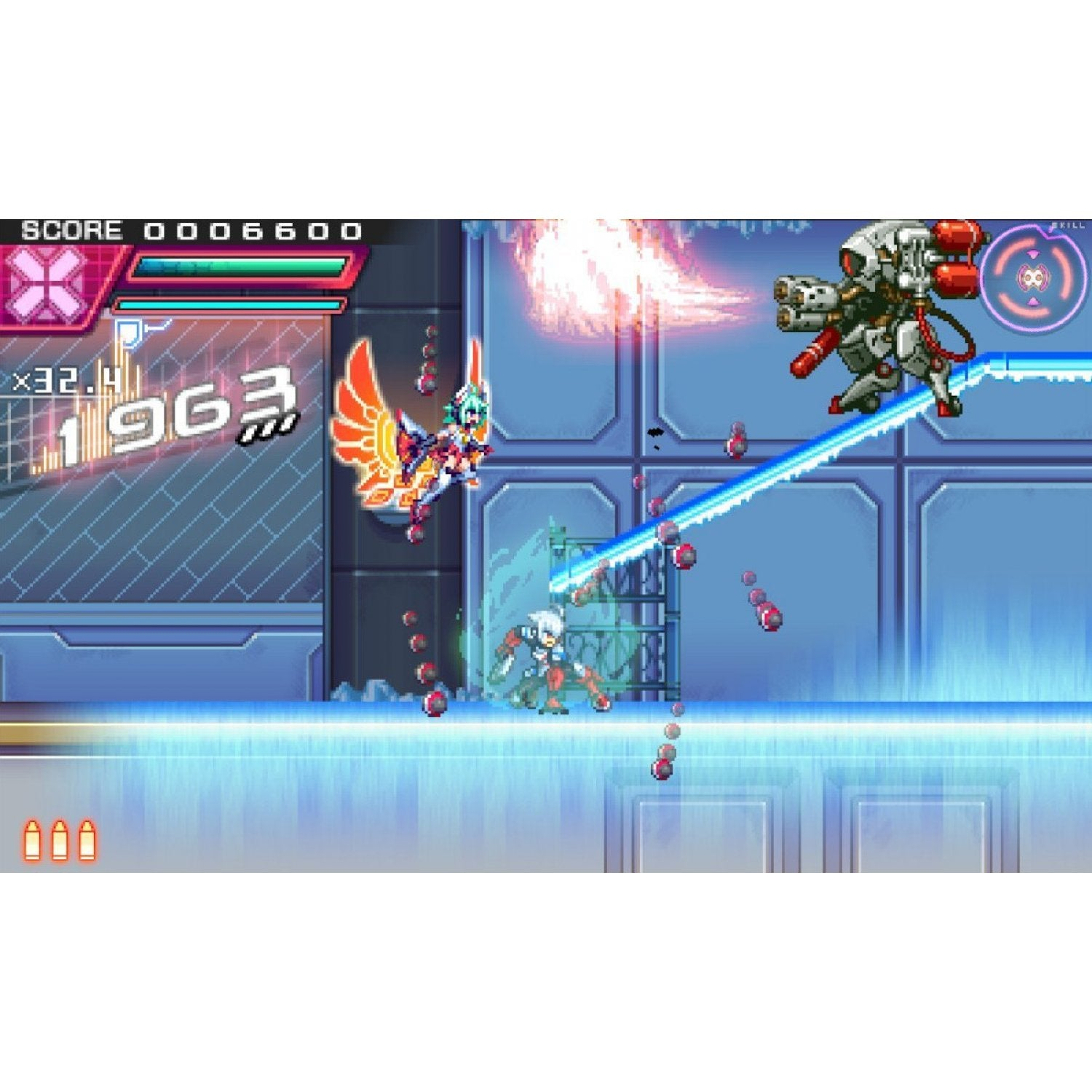 PS4 Azure Striker Gunvolt: Striker Pack