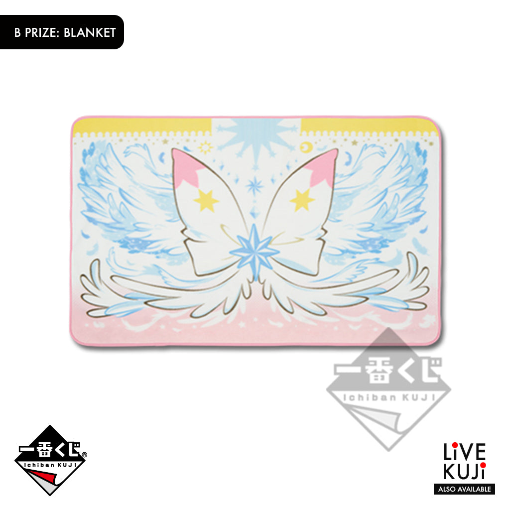 [IN-STOCK] Banpresto KUJI Cardcaptor Sakura Clear Card -Twinkle Little Magic-~