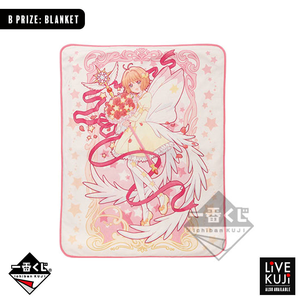 [IN-STOCK] Banpresto KUJI Cardcaptor Sakura Clear Card ~Present Collection~