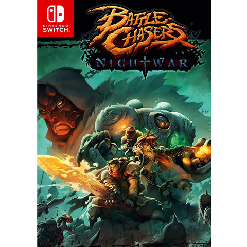 Battle Chasers: Night War *R2