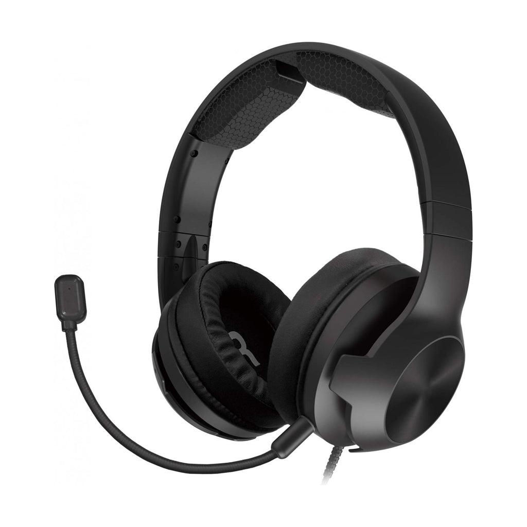 HORI Black Headset for Nintendo Switch NSW-080A