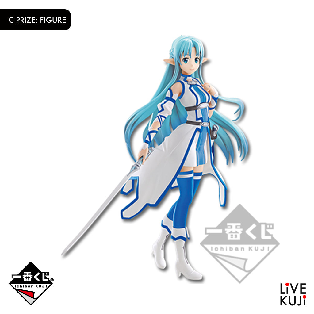[IN-STOCK] Banpresto KUJI Sword Art Online Alicization~