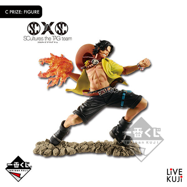[IN-STOCK] Banpresto KUJI One Piece Memorial Log~