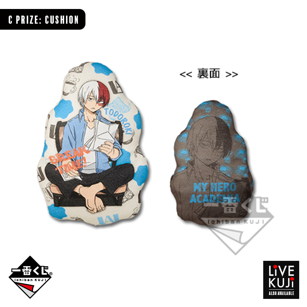 [IN-STOCK] Banpresto KUJI My Hero Academia -Break time-~