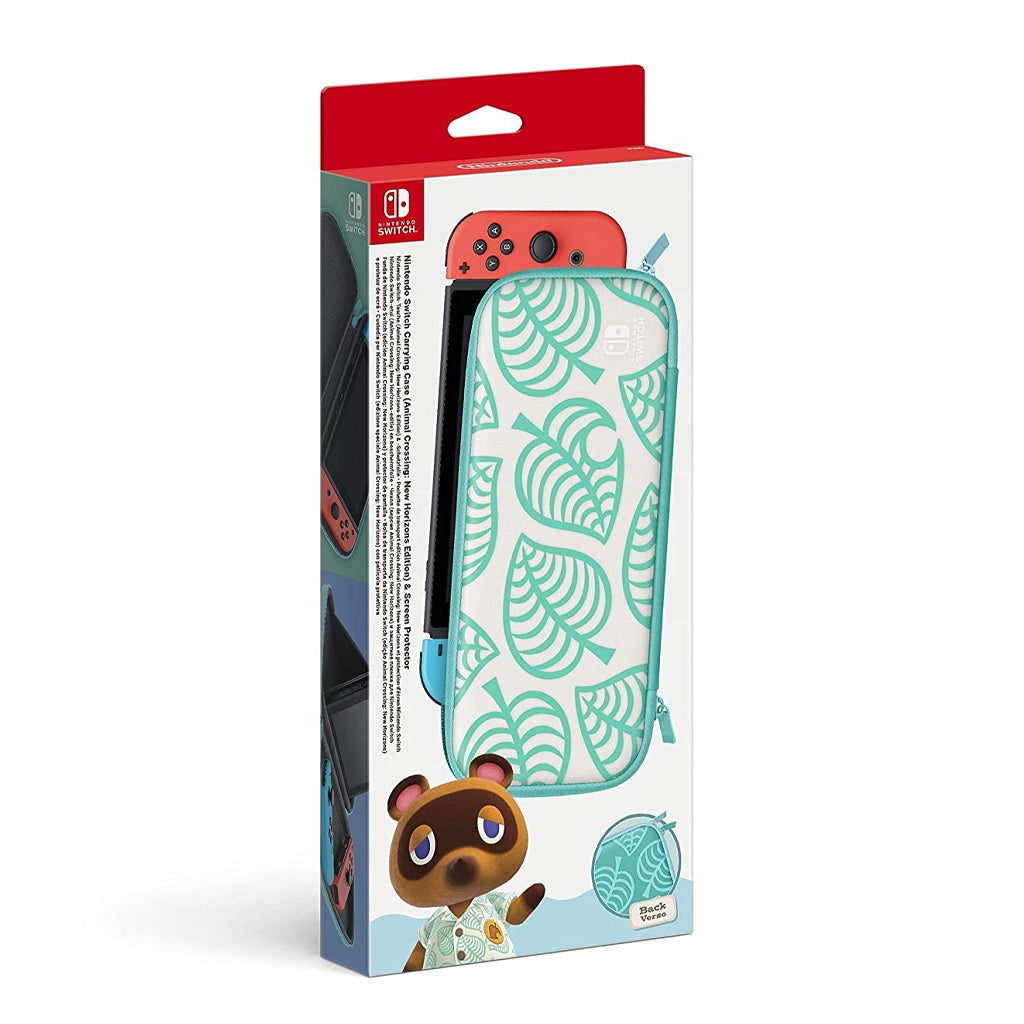 Nintendo Switch Carrying Case (Animal Crossing: New Horizons Edition)