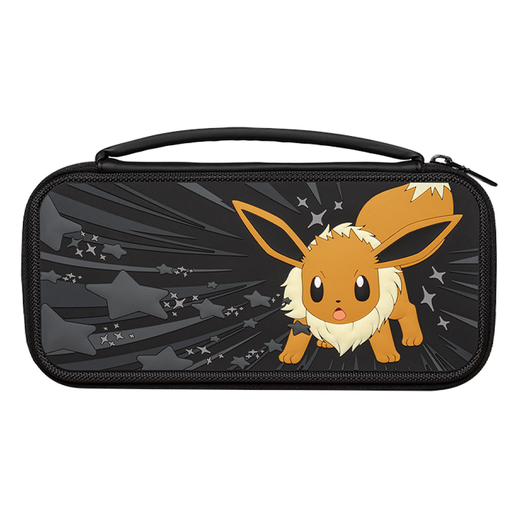 PDP NS System Travel Case - Eevee Tonal
