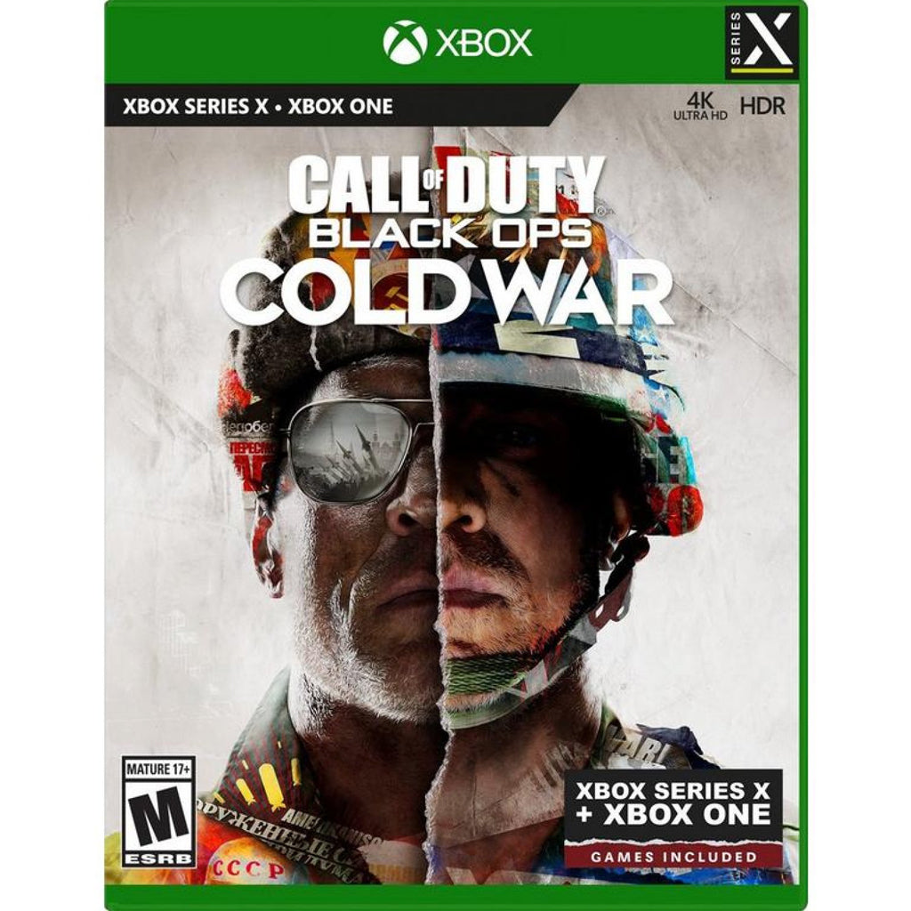 XB1 Call of Duty: Black Ops - Cold War