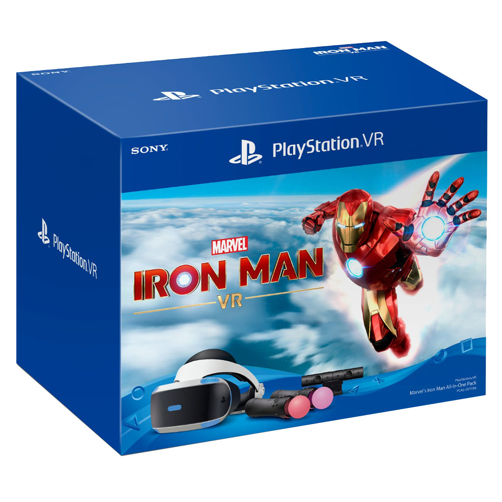 PlayStation® VR Marvel's Iron Man All-In-One Pack