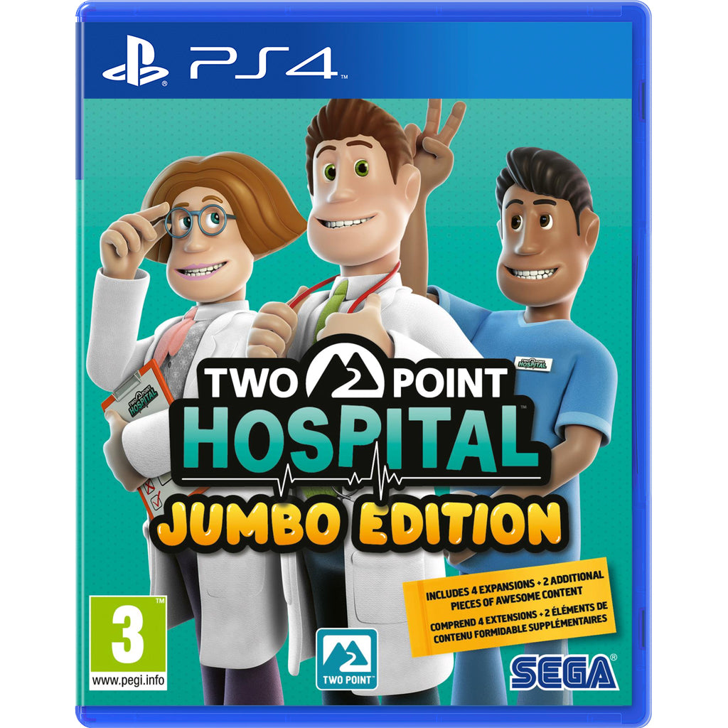 Two Point Hospital [Jumbo Edition]