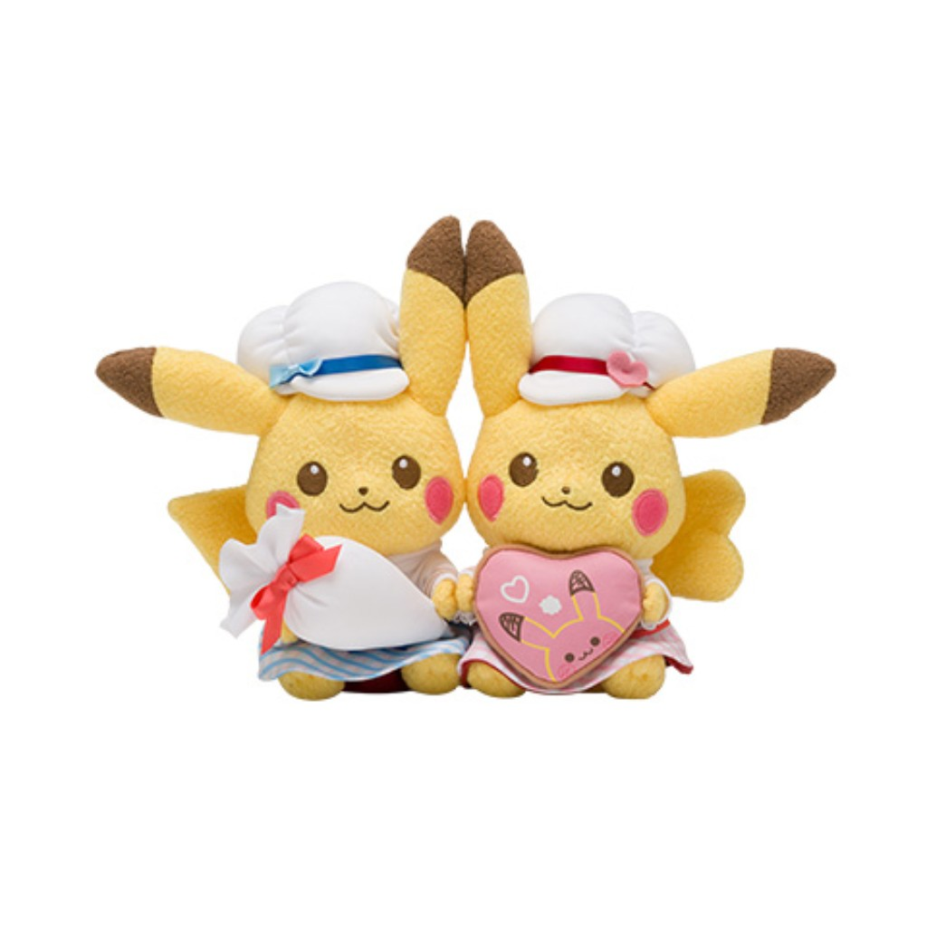 Nintendo TPC Pikachu's Sweet Treats Plush
