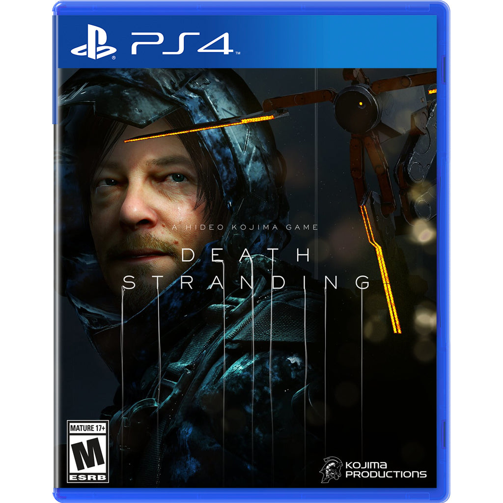 PS4 Death Stranding (NC16)
