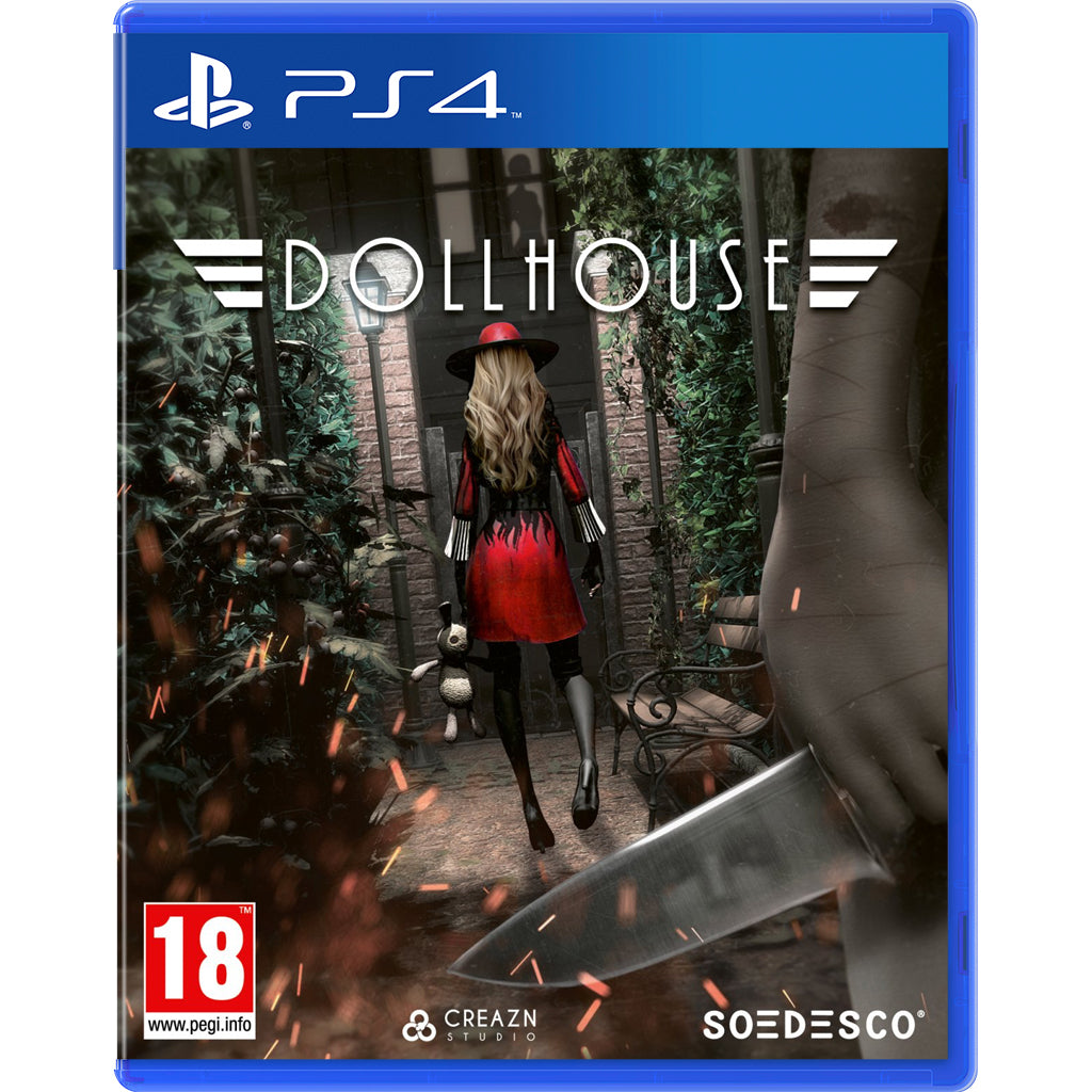 PS4 Dollhouse (M18) *R2