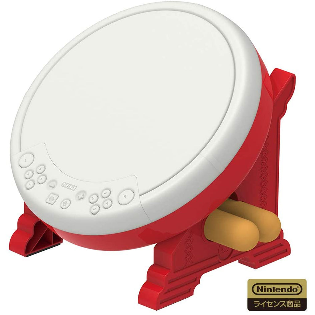 Nintendo Switch HORI Taiko no Tatsujin Drum Controller (NSW-079)